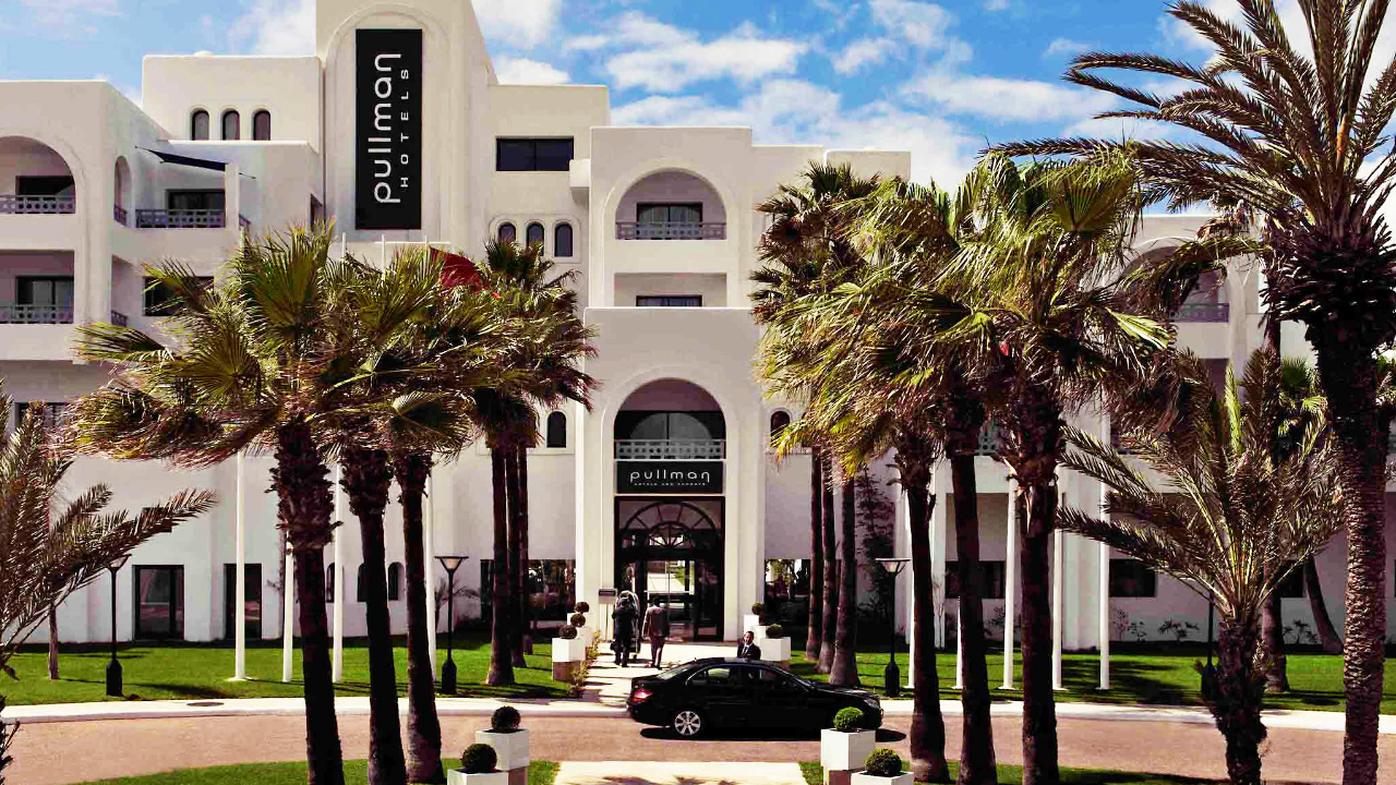 Bilyana Golf-Hotel Pullman Mazagan Royal Golf & Spa