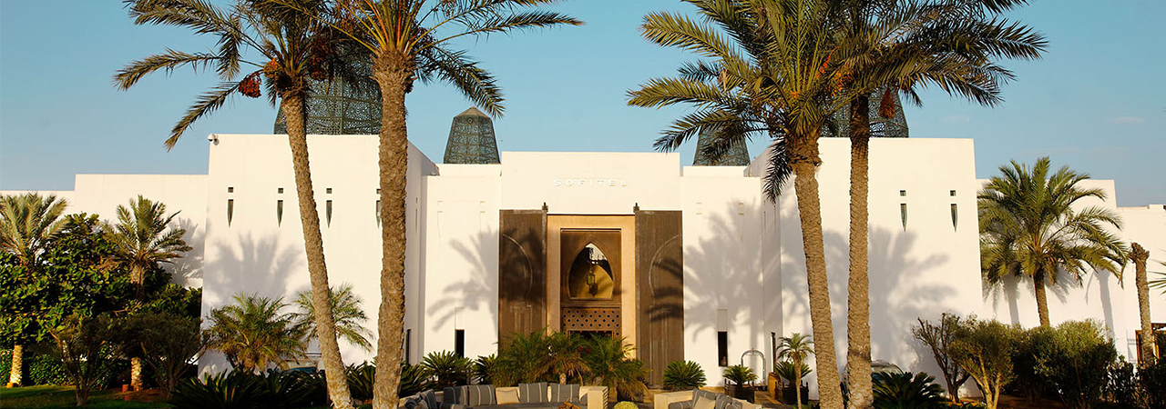Bilyana Golf - Sofitel Agadir Royal Bay Resort