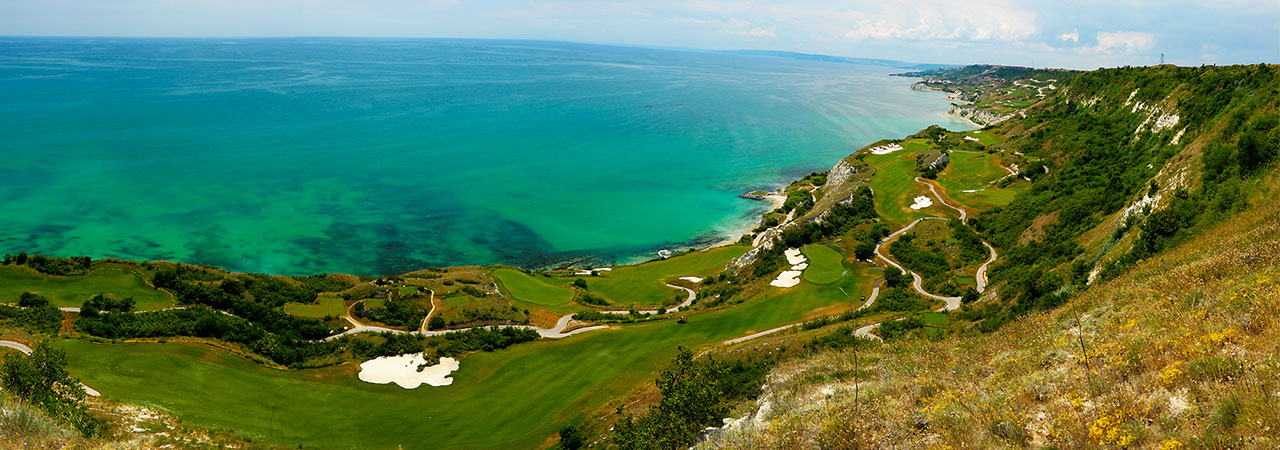 Bilyana Golf - Thracian Cliffs Golf & Beach Resort