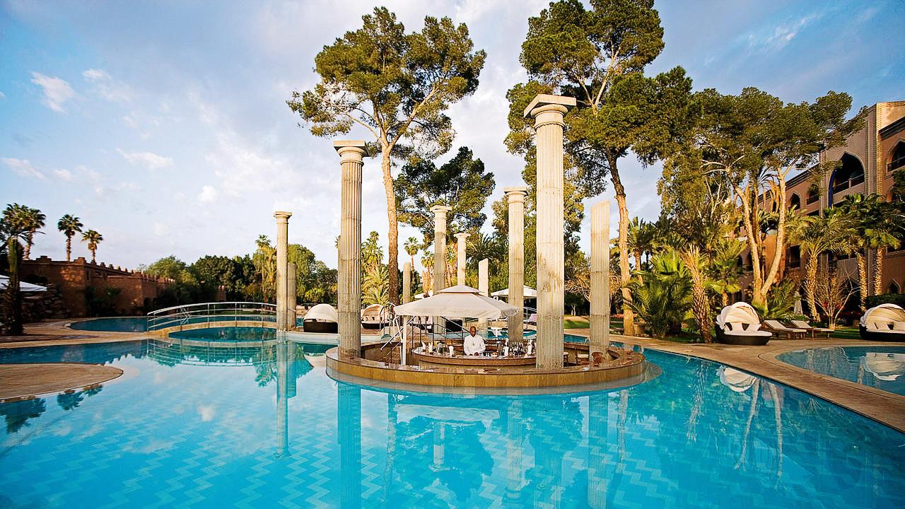 Bilyana Golf-Es Saadi Marrakech Palace
