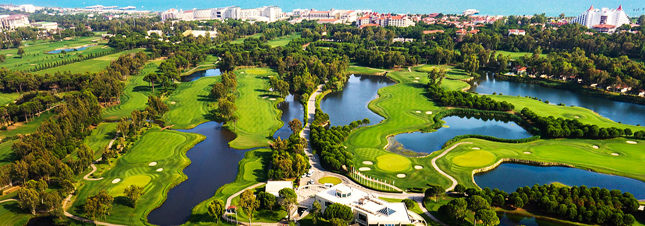 Bilyana Golf - Sirene Belek Hotel