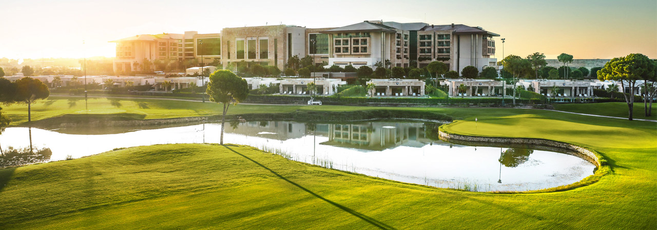 Bilyana Golf - Regnum Carya Golf Resort & SPA
