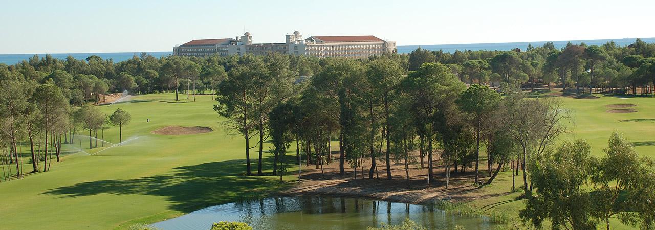 Bilyana Golf - Kaya Palazzo Golf Resort