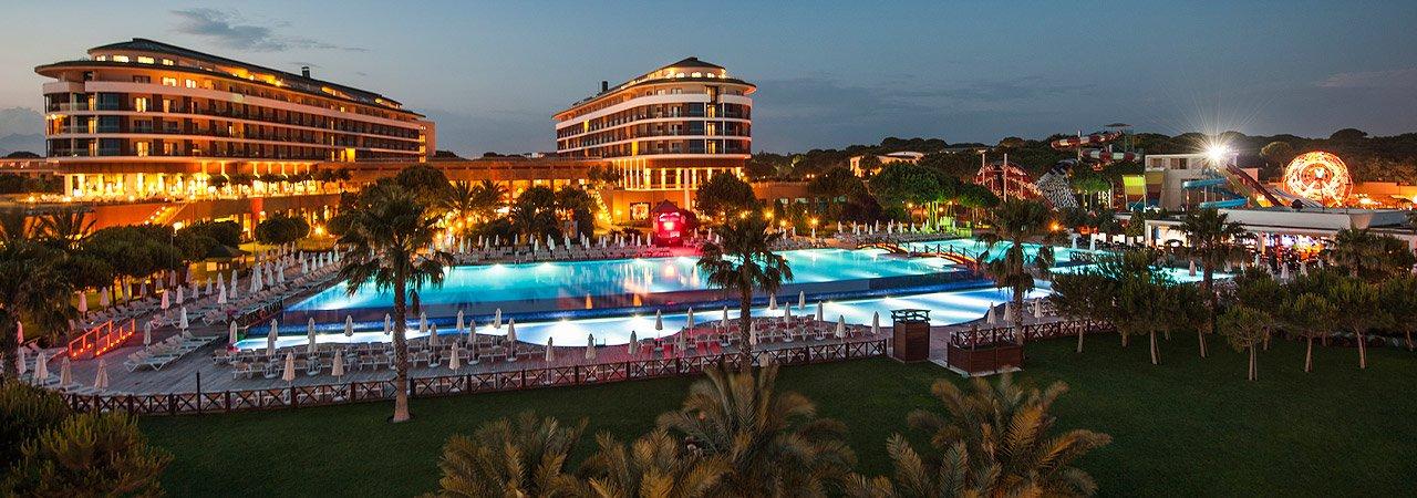 Bilyana Golf - Voyage Belek Golf & SPA