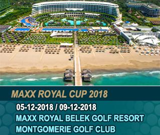 Bilyana Golf - Maxx Royal Cup 2018