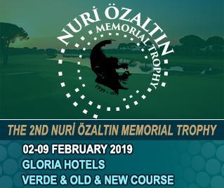 Bilyana Golf - The 2nd Nuri Özaltın Memorial Trophy