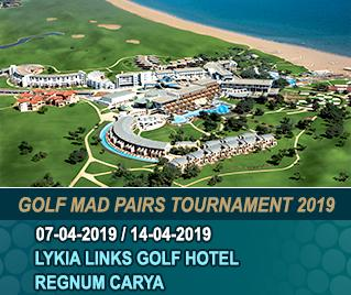 Bilyana Golf - 3rd Golf Mad Pairs Tournament 2019