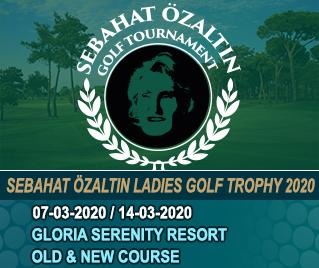 Bilyana Golf - 2. Sebahat Özaltın International Ladies Golf Trophy 2020