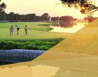 Bilyana Golf - ONLY GREEN FEE GOLD PACKAGE