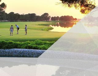 Bilyana Golf - ONLY GREEN FEE PLATINUM PACKAGE
