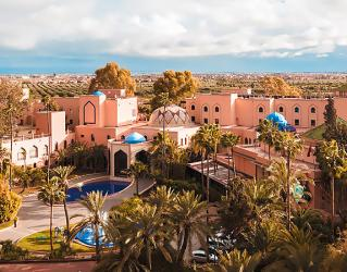 Bilyana Golf-Es Saadi Marrakech Resort Hotel