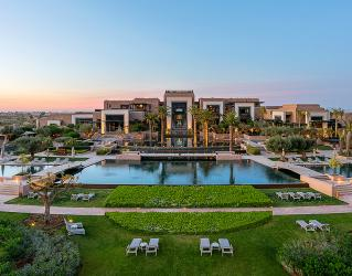 Bilyana Golf-Fairmont Royal Palm Marrakech