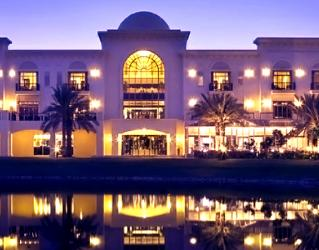 Bilyana Golf-The Address Montgomerie Dubai