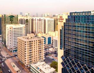 Bilyana Golf-Crowne Plaza Abu Dhabi Yas Island