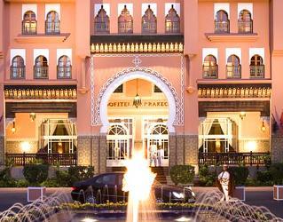 Bilyana Golf-Sofitel Marrakech Palais Imperial