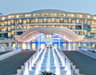 Bilyana Golf - Sueno Hotels Deluxe, Belek