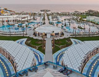 Bilyana Golf-Sueno Hotels Deluxe, Belek