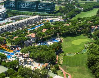 Bilyana Golf-Maxx Royal Belek Golf Resort
