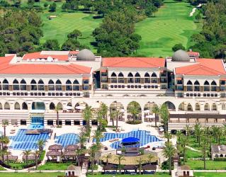 Bilyana Golf-Kempinski Hotels The Dome